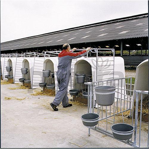 Kalvhyddor och tillbehör