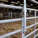 Tillbehör för grindar och foderfronter