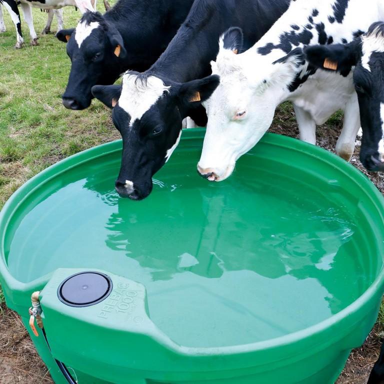 Vattensystem för djurhållning