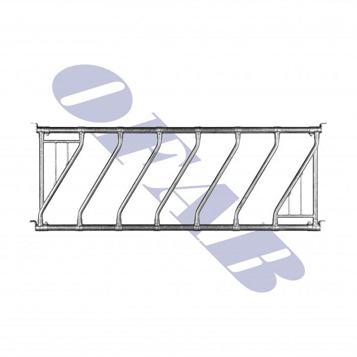 Byggbar diagonalfront